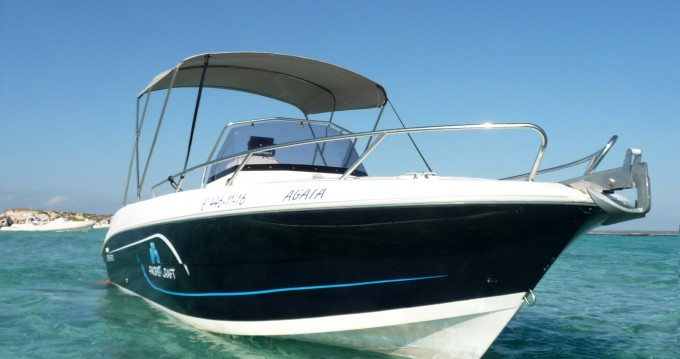 Hire Motorboat with or without skipper  Ibiza Town