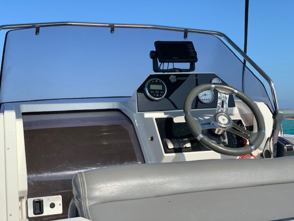 Boat rental  Pacific Craft 670 in Ibiza on Samboat