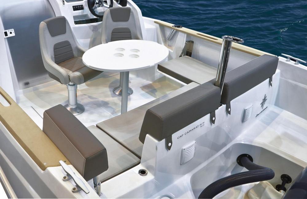 Boat rental Ibiza cheap Glastron GT 225