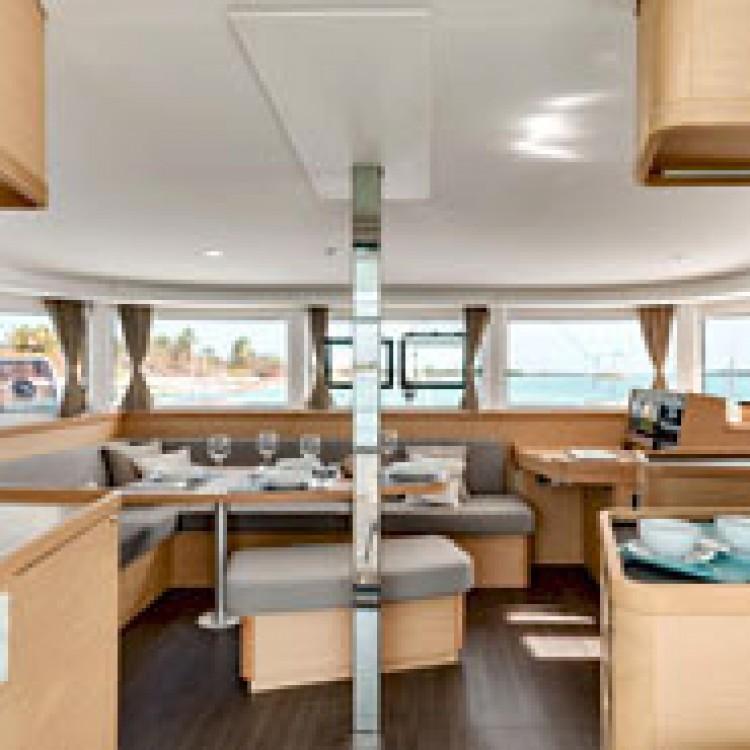 Rental yacht US Virgin Islands - Lagoon Lagoon 42 on SamBoat
