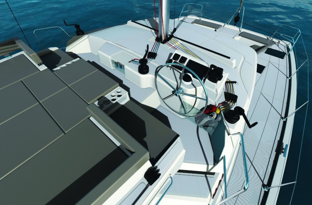 Boat rental Bali Catamarans Bali Catspace in Olbia on Samboat