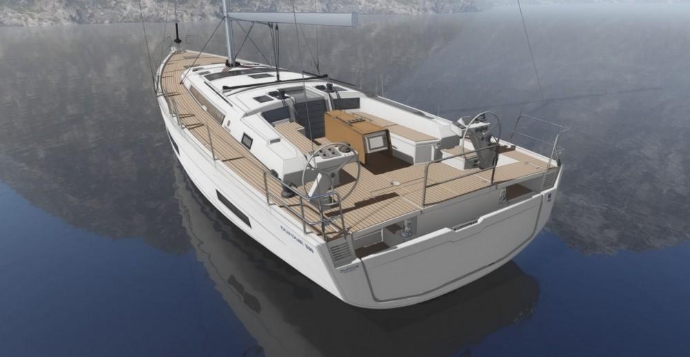 Boat rental Dufour Dufour 530 in  on Samboat