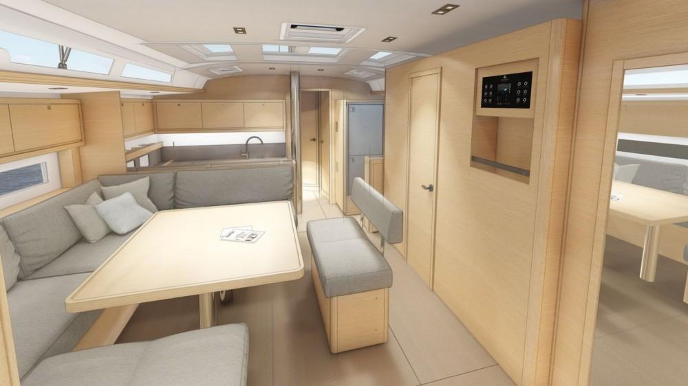 Boat rental  cheap Dufour 530