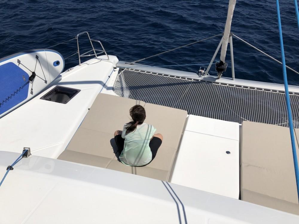 Rental Catamaran in  - Dufour Dufour 48