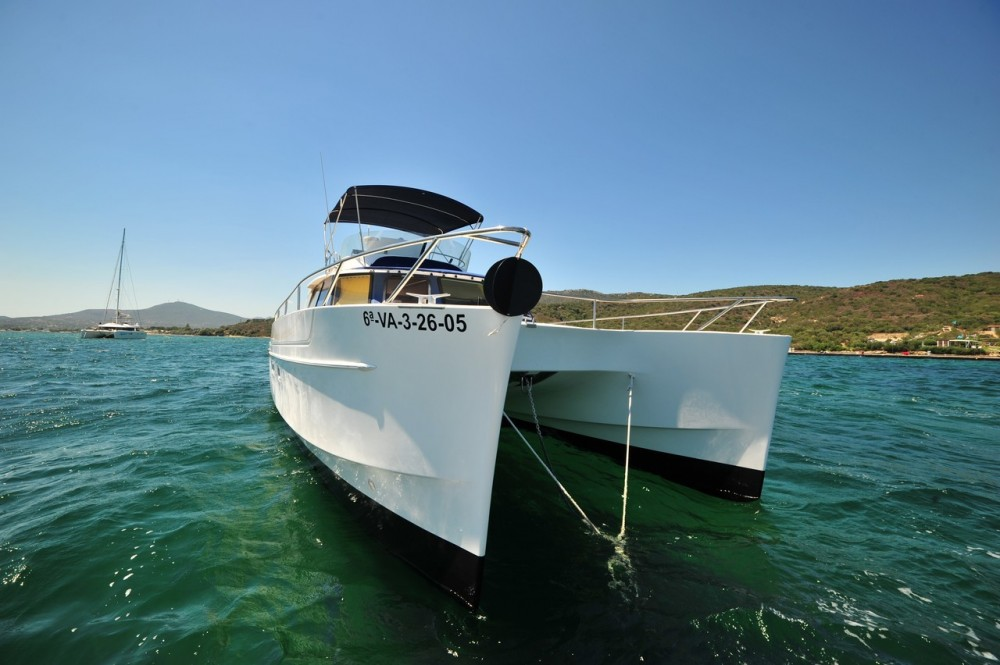 Fountaine Pajot Maryland 37 between personal and professional