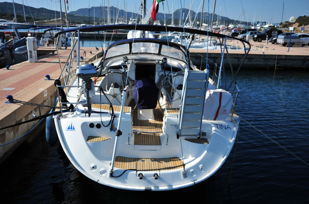 Hire Sailboat with or without skipper Bavaria Olbia