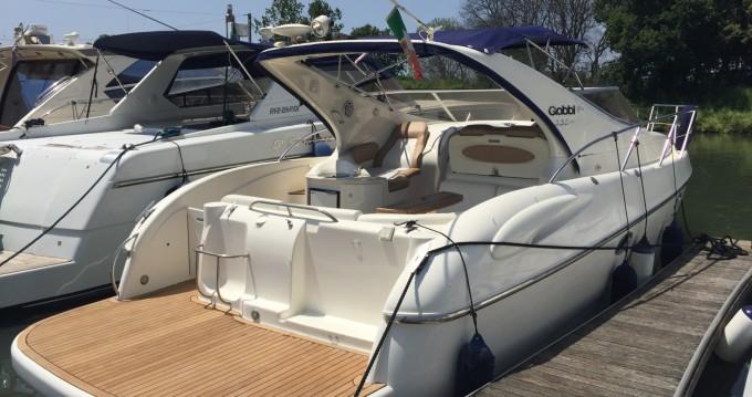 Rental Motorboat in Porto Badino - Gobbi Atlantis 345
