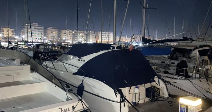 Rent a Gobbi Atlantis 345 Porto Badino