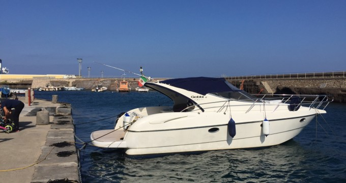 Gobbi Atlantis 345 between personal and professional Porto Badino