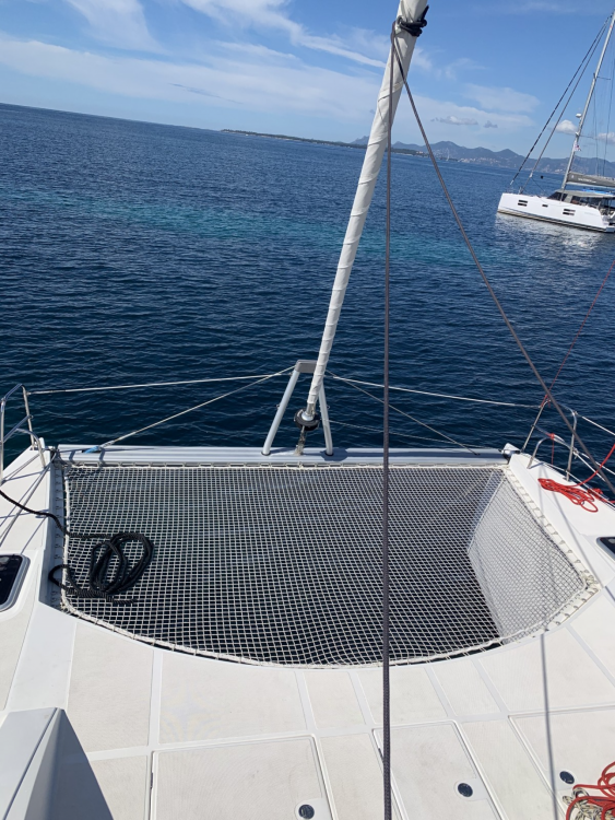 Rental Catamaran in Vallauris - Comet  Cat-37