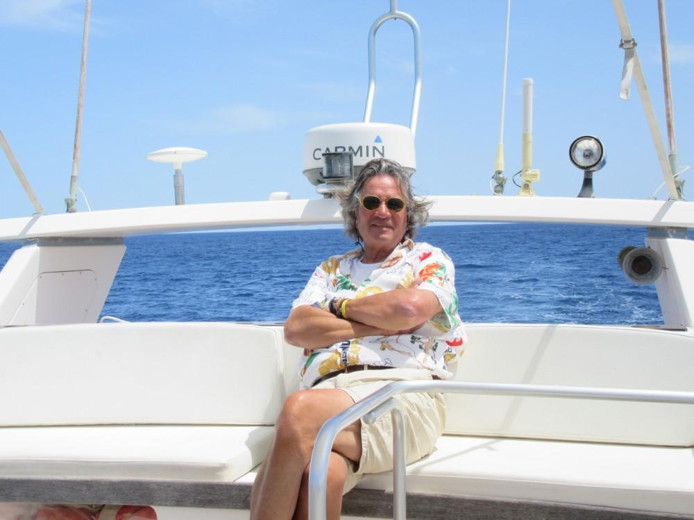 Rental Motorboat in Dénia - Astondoa Astondoa 50 GLX