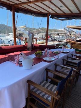 Rental yacht Paros Island - Caicco Gulet on SamBoat