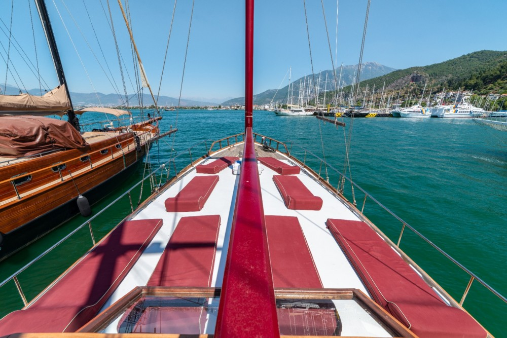 Hire Sailboat with or without skipper Caicco Aegean