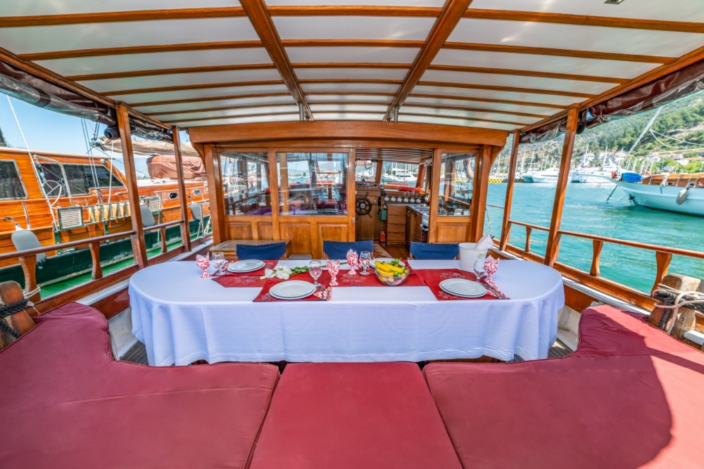 Rental yacht Aegean - Caicco Gulet on SamBoat