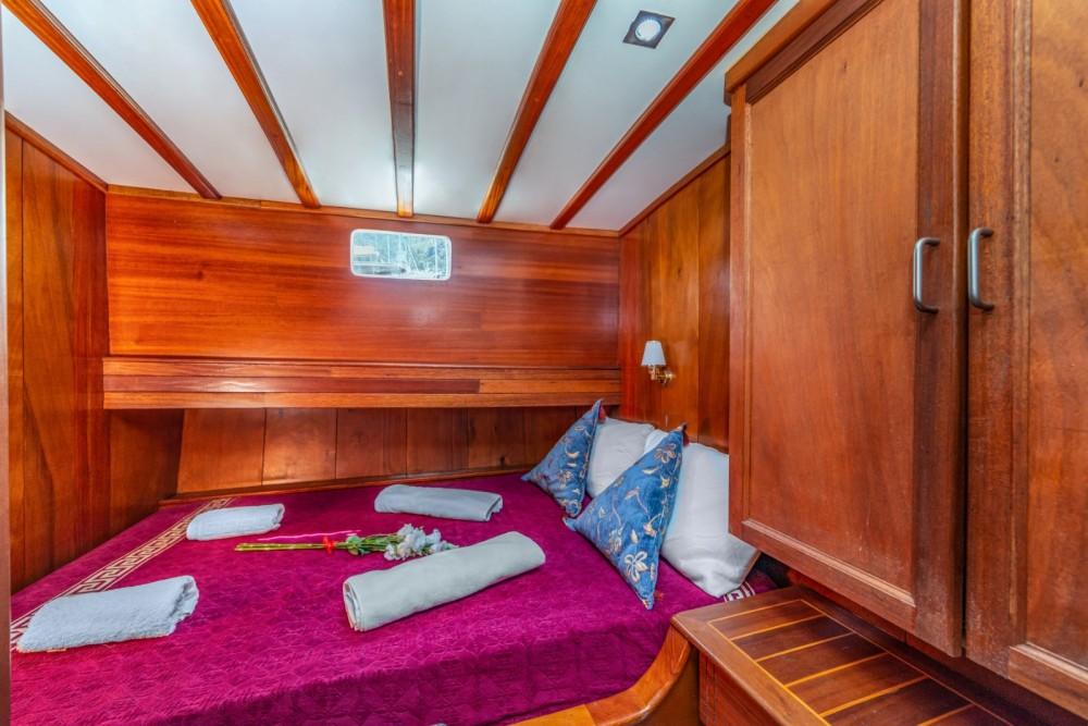 Rental Sailboat in Aegean - Caicco Gulet