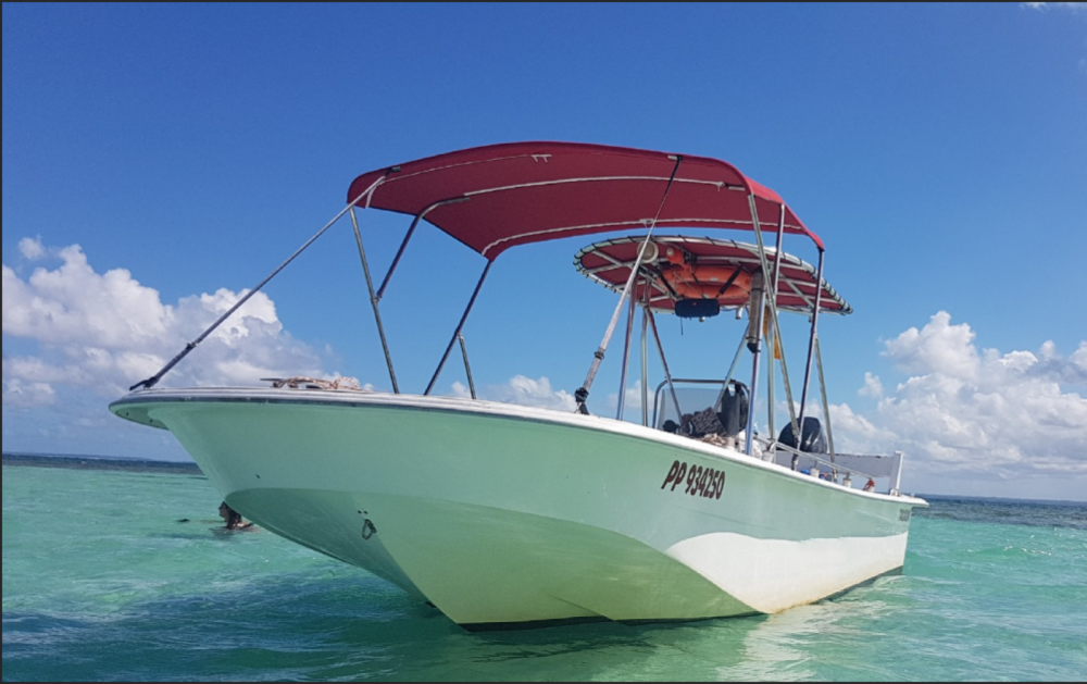 Motorboat for rent Sainte-Rose at the best price