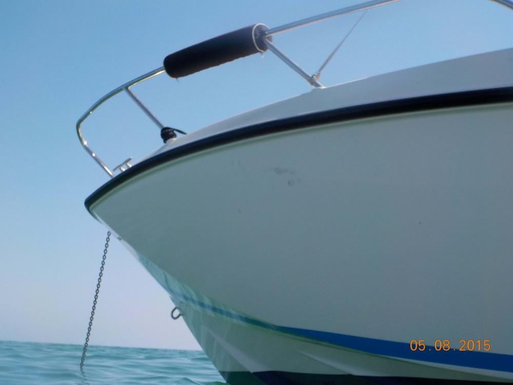 Boat rental Posthudorra/Porto Torres cheap Activ 675 Sundeck