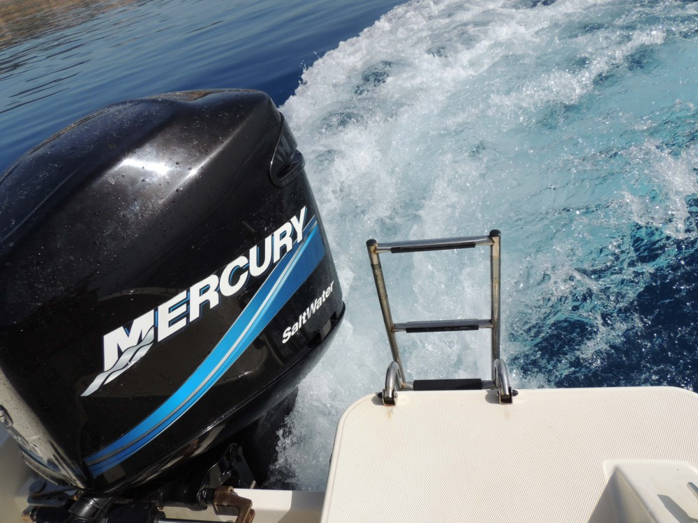 Hire Motorboat with or without skipper Quicksilver Posthudorra/Porto Torres