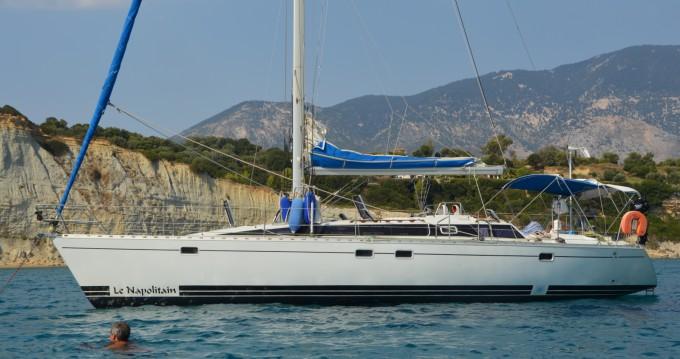 Boat rental Ajaccio cheap Feeling 446