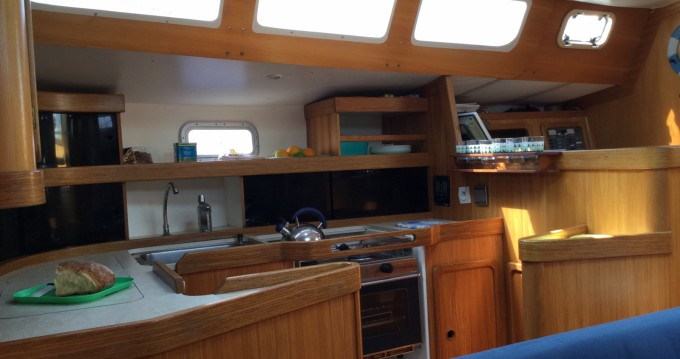 Hire Sailboat with or without skipper Kirie Ajaccio