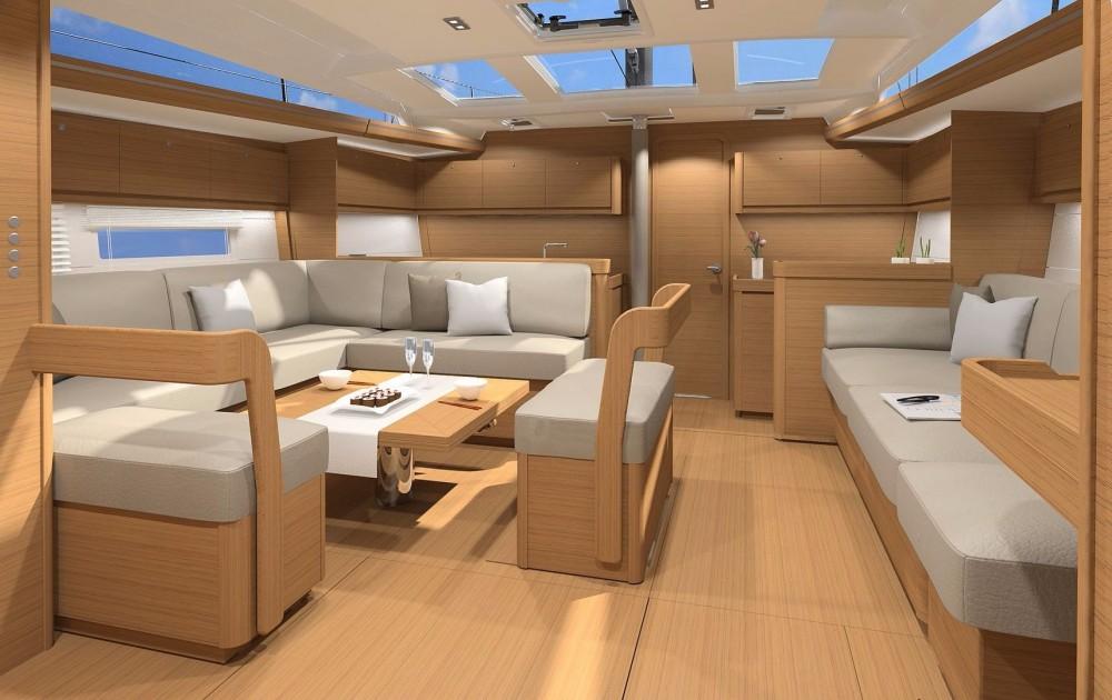 Rental Sailboat in US Virgin Islands - Dufour Dufour 520 GL