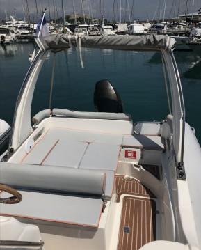 Boat rental overboat lord 23 in Grosseto-Prugna on Samboat