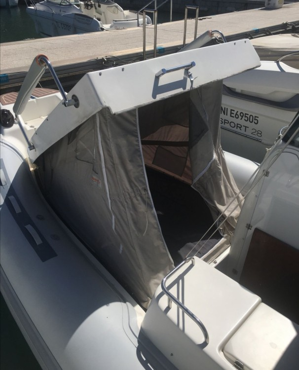 Rent a overboat lord 23 Grosseto-Prugna