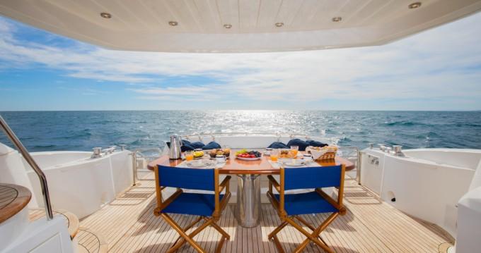 Rental Yacht in Palma de Mallorca - Sunseeker Manhattan 66