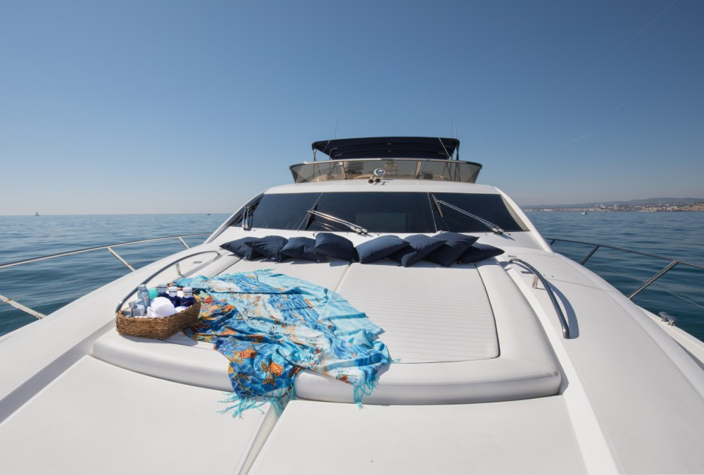 Hire Yacht with or without skipper Sunseeker Palma