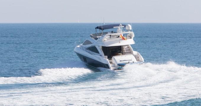 Boat rental Palma de Mallorca cheap Manhattan 66