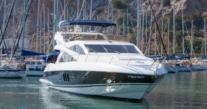 Hire Yacht with or without skipper Sunseeker Palma de Mallorca