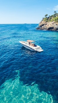 Sea Ray Sea Ray 260 Sundeck between personal and professional Portals Nous