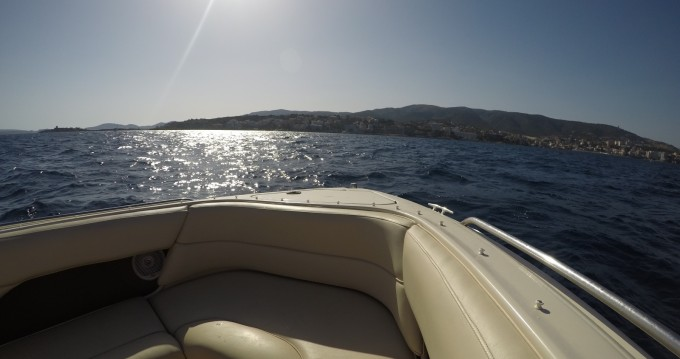 Hire Motorboat with or without skipper Sea Ray Portals Nous