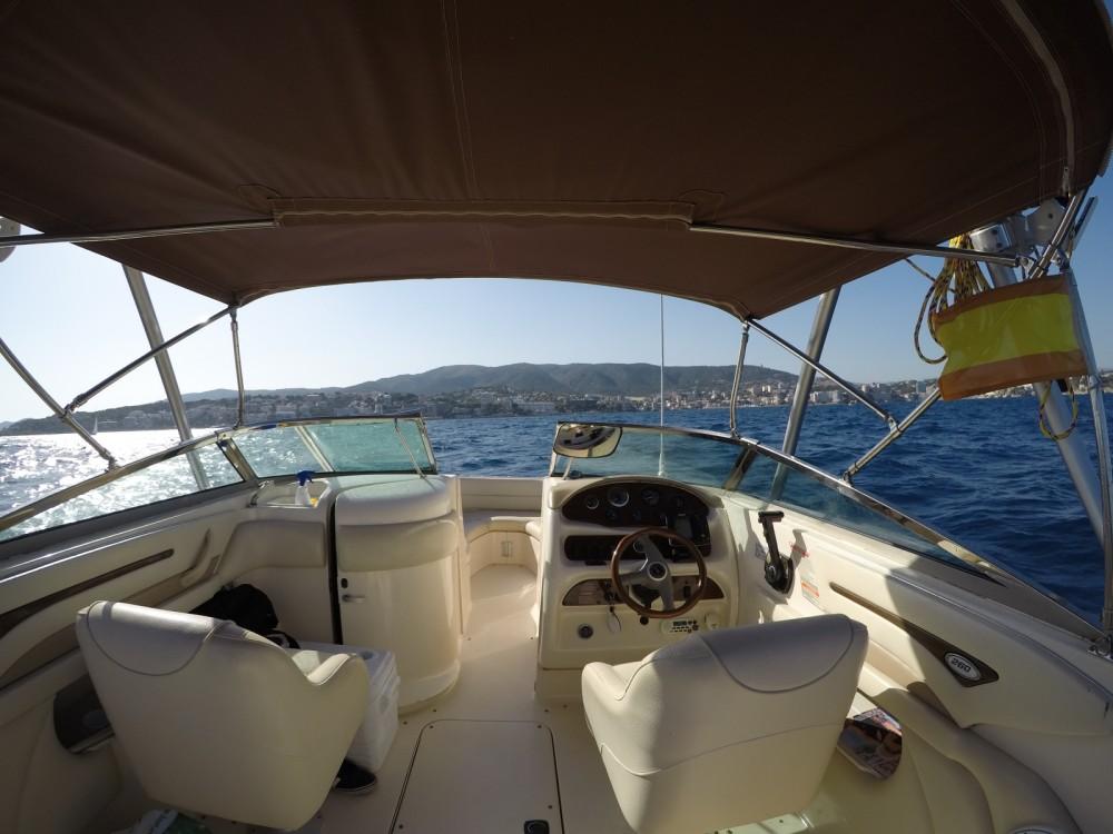 Rental Motorboat in Calvià - Sea Ray Sea Ray 260 Sundeck