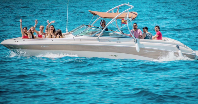 Rental yacht Portals Nous - Sea Ray Sea Ray 260 Sundeck on SamBoat