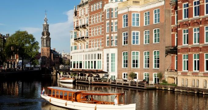 Rental yacht Amsterdam - Aemstelland Salonboot on SamBoat