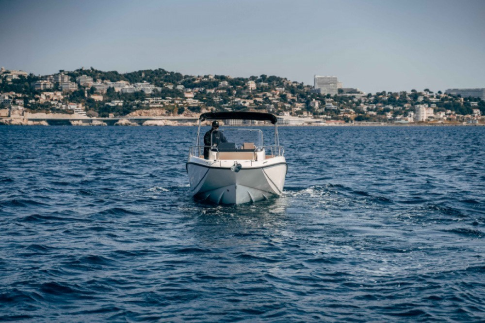 Hire Motorboat with or without skipper Quicksilver Marseille