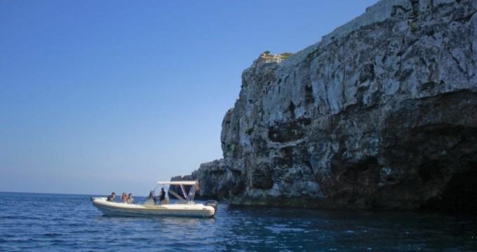 Boat rental Mahón cheap BSC 75 Classic