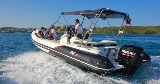 Boat rental Mahón cheap 75 SPORT
