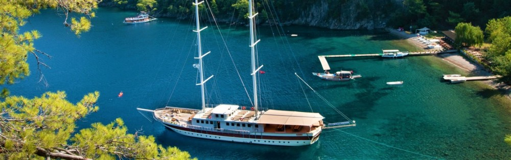Hire Yacht with or without skipper Custom Made Muğla
