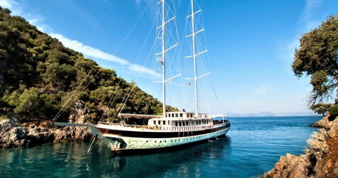 Custom Made Gulet between personal and professional Bodrum