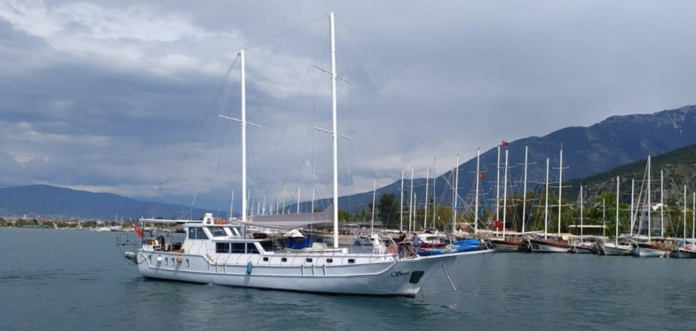 Boat rental Custom Made Gulet in Muğla on Samboat