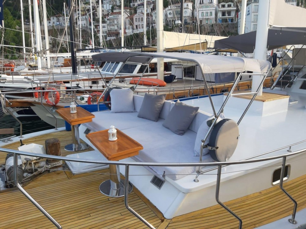 Rental Yacht in Muğla - Custom Made Gulet