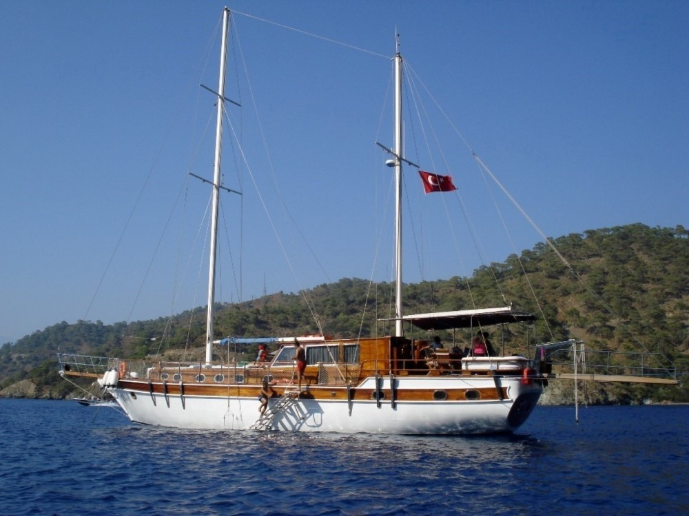 Rent a Custom Made Gulet Muğla
