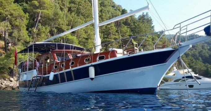 Boat rental Fethiye cheap Gulet