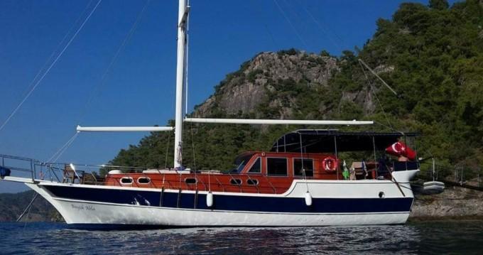 Boat rental Custom Made Gulet in Fethiye on Samboat