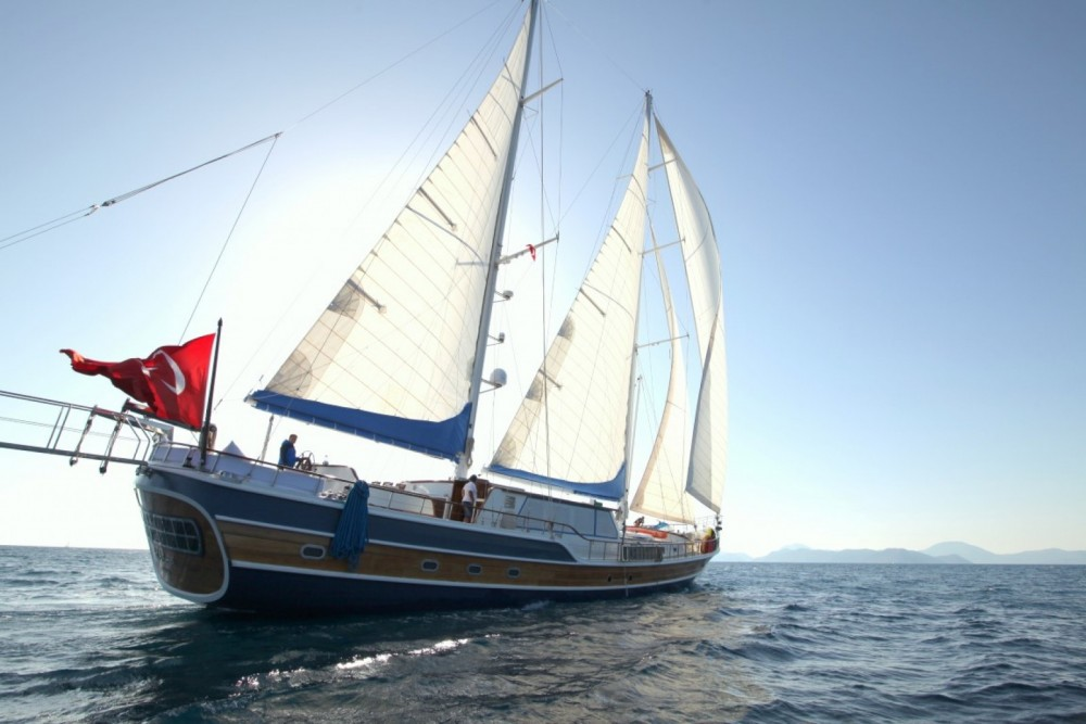 Hire Yacht with or without skipper Custom Made Bodrum