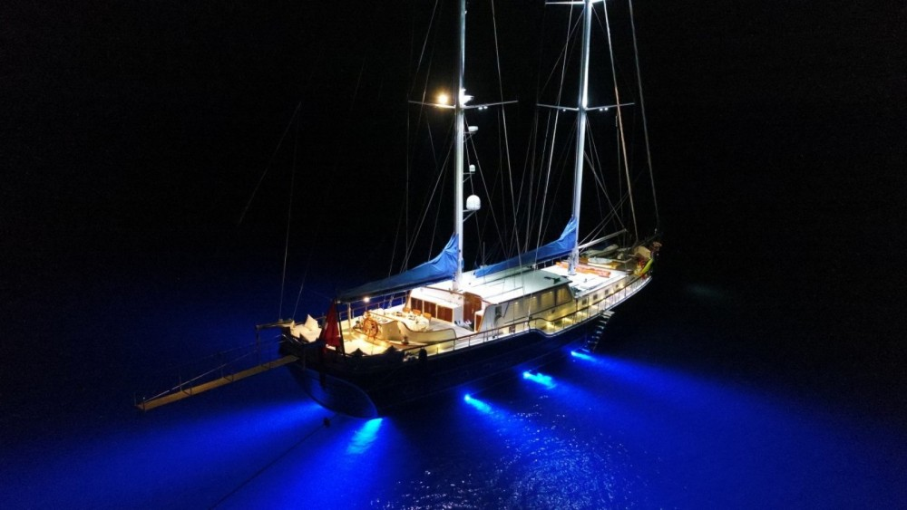 Rental Yacht in Bodrum - Custom Made Gulet