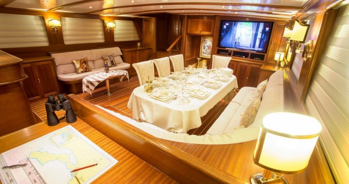 Hire Sailboat with or without skipper Custom Made Fethiye