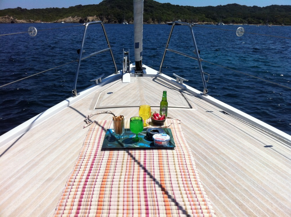 Rental yacht Hyères - Grand Soleil Grand Soleil 46 on SamBoat